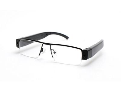 Clear Eyeglasses HD Hidden Cam