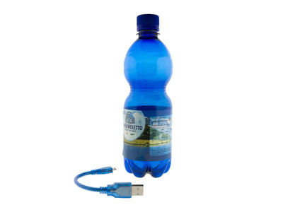 HD 1080P Water Bottle Hidden Camera
