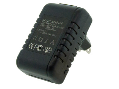 WiFi AC Adapter Hidden Camera
