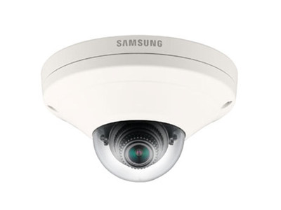 Samsung SNV-6013 HD Vandal-Proof Dome Network Camera