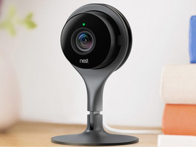 Nest Cam Anthracite Indoor Camera Pro