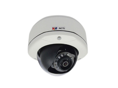 ACTi E82 3MP VF IR Outdoor Dome Camera