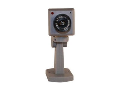 Indoor Motion Detecting Dummy Camera