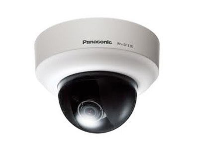 Panasonic WV-SF332 Fixed Dome Network Camera