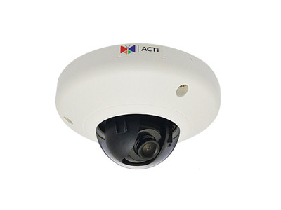 ACTi D92 3MP Indoor Fixed Lens Mini Dome IP Camera