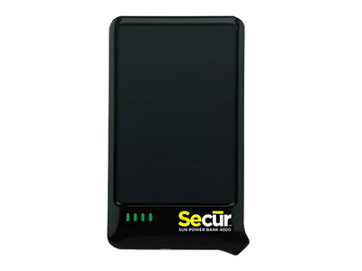 Secur SP-3007 Sun Power 4000 Charger