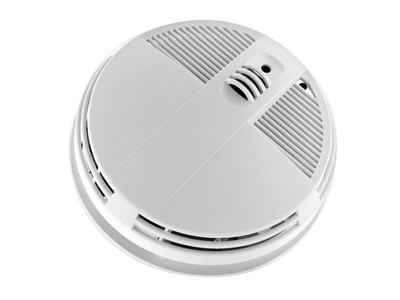 AC Powered Wi-Fi Smoke Detector Camera