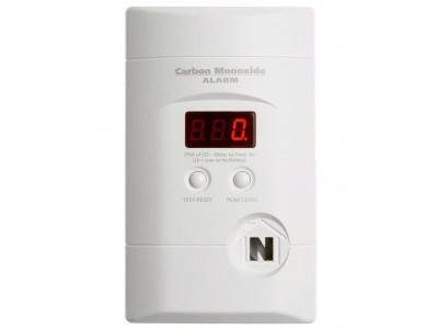 Carbon Monoxide Detector Hidden Camera