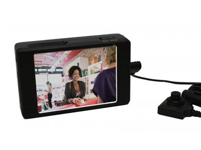 LawMate Handheld Pro DVR with Button Camera