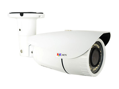 ACTi A42 5MP IR Zoom Outdoor IP Bullet Camera