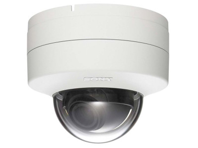 Sony SNCDH120 HD Varifocal Mini-Dome Style IP Camera
