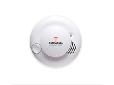Tattletale Smoke Detector