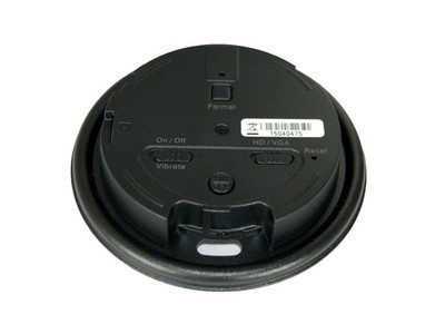 LawMate Coffee Cup Lid Hidden Cam DVR