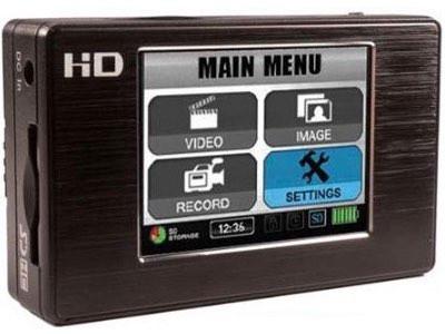 LawMate HDTouch Handheld DVR