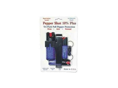 Pepper Spray Tri Pack