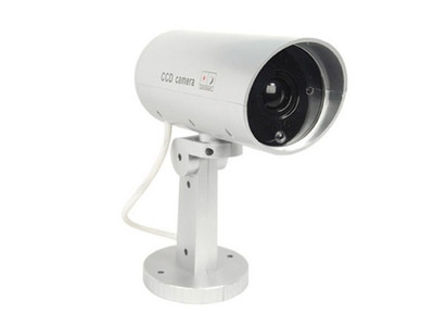 Indoor/Outdoor Motion Activated Dummy Camera
