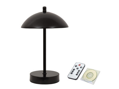 Hidden Camera Lamp with DVR (Color)