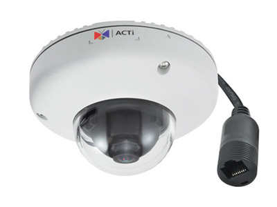 ACTi E920M 5MP Outdoor Mini Dome IP Camera