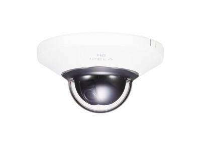Sony SNC-DH210T/W HD Vandal-Proof Mini-Dome IP Camera