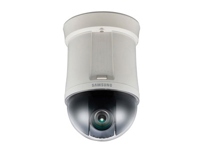 Samsung SNP-3371 PTZ Auto-Tracking Dome IP Camera