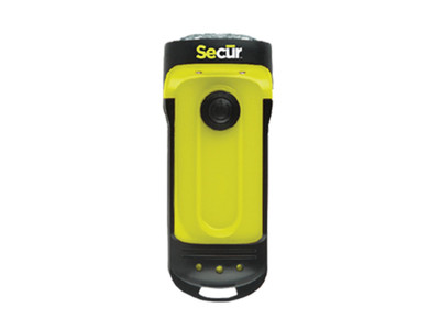 Secur SP-1001 Waterproof Dynamo LED Flashlight