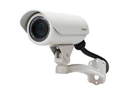 Toshiba IK-WB70A Bullet Style Network Camera