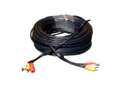 65 FT Shielded RCA  Video Cable