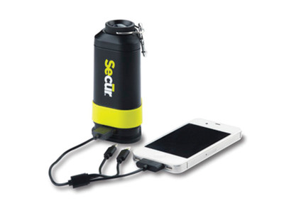 Secur SP-1100 Four-in-One Light & Power Bank