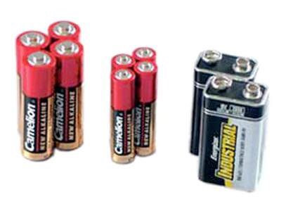 9 Volt Energizer Battery