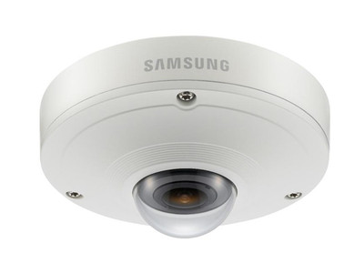 Samsung SNF-7010V Vandal-Proof Fisheye IP Camera