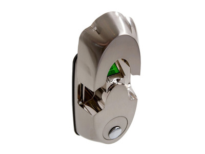 NX4 Secure-Mount Biometric Deadbolt