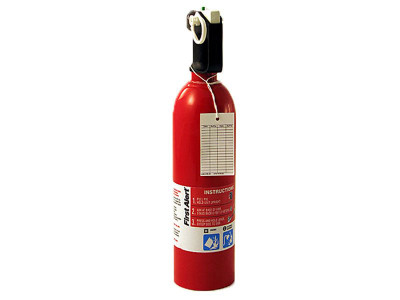 First Alert 43 Ounce 5BC Fire Extinguisher