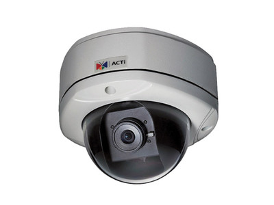ACTi KCM-7111 Dome Style Outdoor Network Camera
