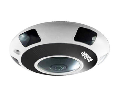 360° Panoramic View 6MP Fisheye Network Camera