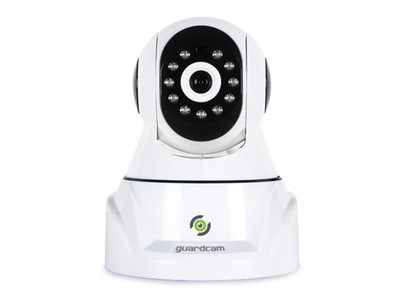 Pilot GuardCam Pan/Tilt WiFi Security Camera
