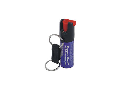Pepper Spray .5 oz. with Quick Key Release Keychain