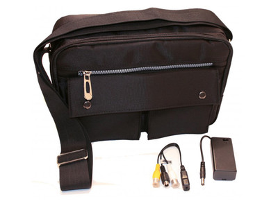 Portable Covert Camera with Handbag Design by LawMate