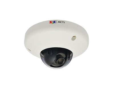 ACTi E92 Mini-Dome Style Indoor IP Camera