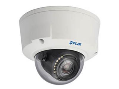 FLIR DNV16M2 Motorized Varifocal IR Dome IP Camera