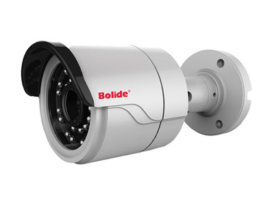 Network Bullet Camera with 4MP Fixed Lens & Night Vision