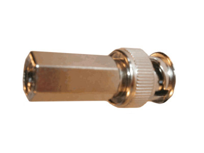 BNC Male to Twist-on Adapter