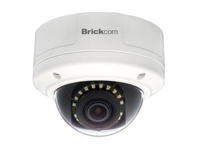 Brickcom Vandal Proof Network Dome Camera