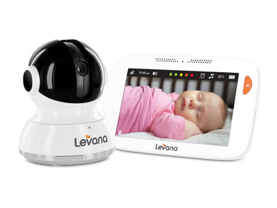 "Willow 5"" Touchscreen PTZ Video Baby Monitor"