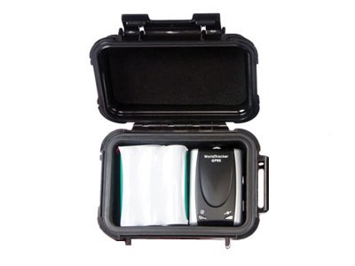 Waterproof Case with 90 Day Battery and Motion Sensor