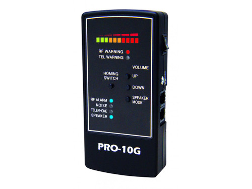 PRO-10G Cell Phone & GPS Bug Detector