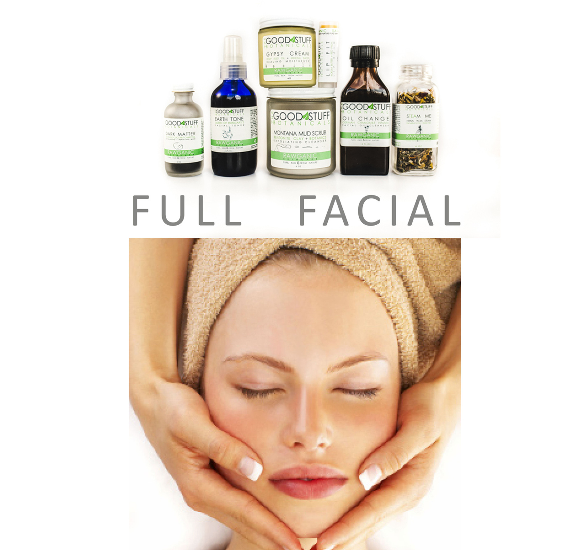 Full Facial Routine