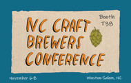 Union Jack Exhibiting at 2018 NC Craft Brewers Conference