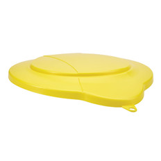 Vikan 3 Gallon Bucket/Pail Lid in Yellow