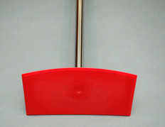 "*Hoe - Food Hoe with Heavy Duty 60"" Stainless Steel Handle"