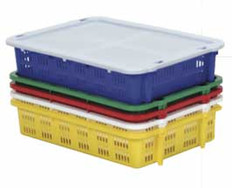Fish & Farm Tray with Lid (1 Pallet = Qty 420)